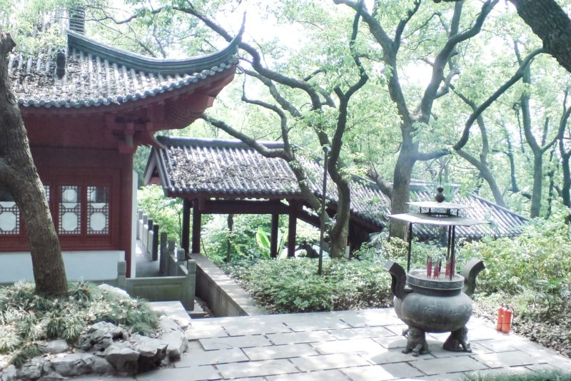 Lower Wushan Temples