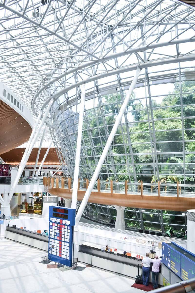 KLIA Jungle Boardwalk
