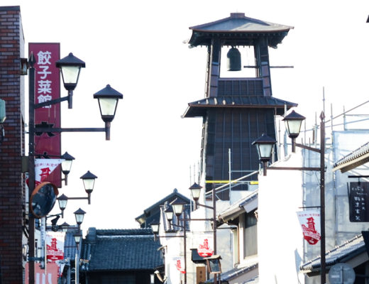 Toki no Kane (Bell of Time Tower), Little Edo, Kawagoe