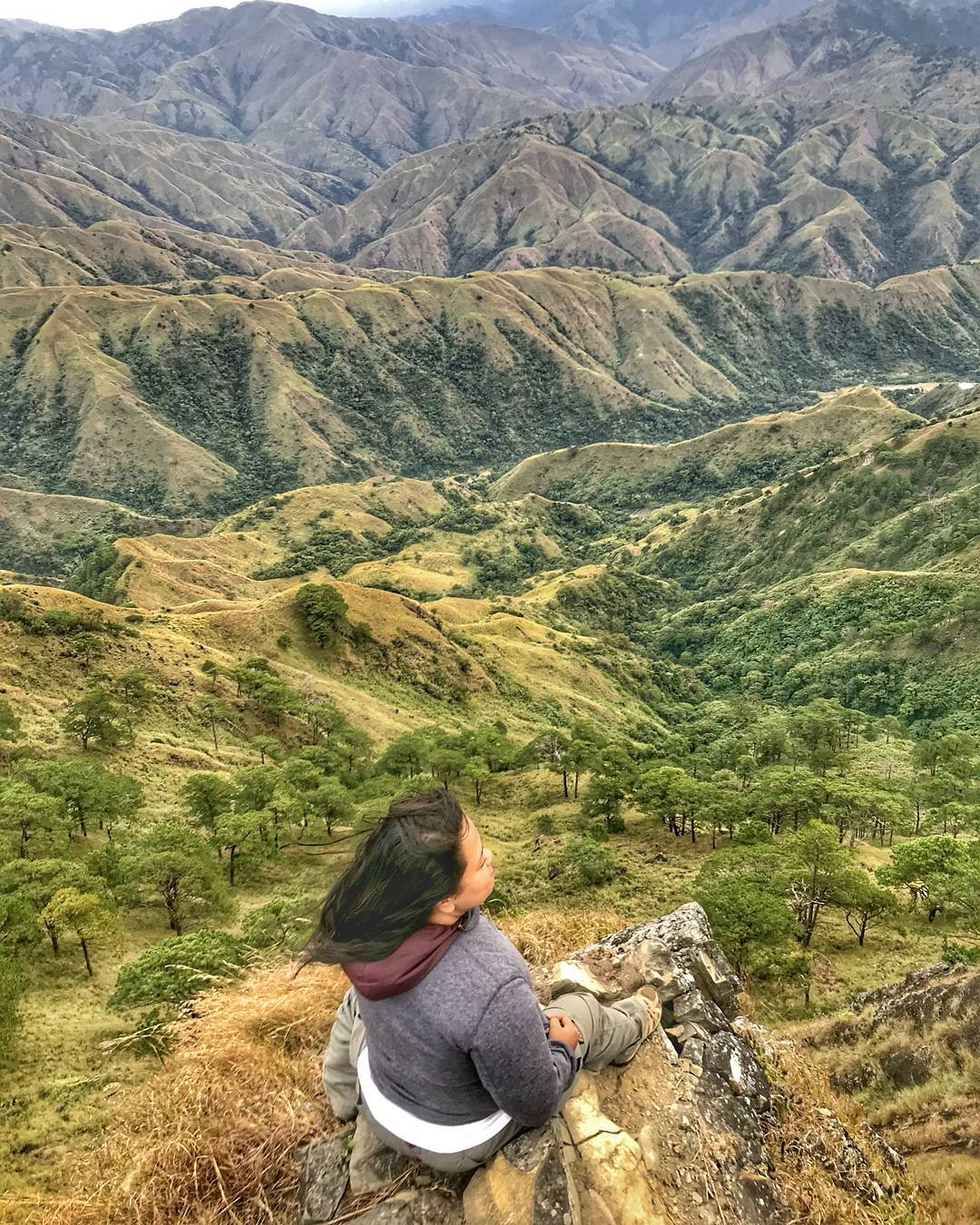 Mt. Pigingan, Itogon, Benguet by @sining_maningning on Instagram