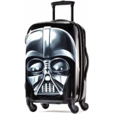 Star Wars Darth Vader 21″ Hard Side Spinner Luggage (American Tourister)