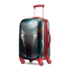 Star Wars Boba Fett 21″ Hardside Spinner Luggae (American Tourister)