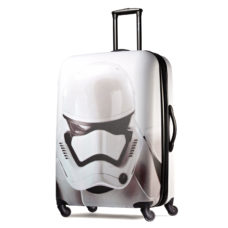 Star Wars First Order Storm Trooper 28″ Spinner Luggage (American Tourister)