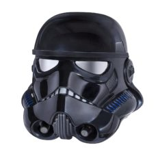 Shadow Trooper Helmet with Voice Changer (Black Series, Hasbro)
