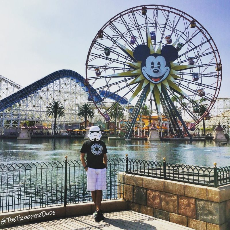 thetrooperdude disney california adventure park