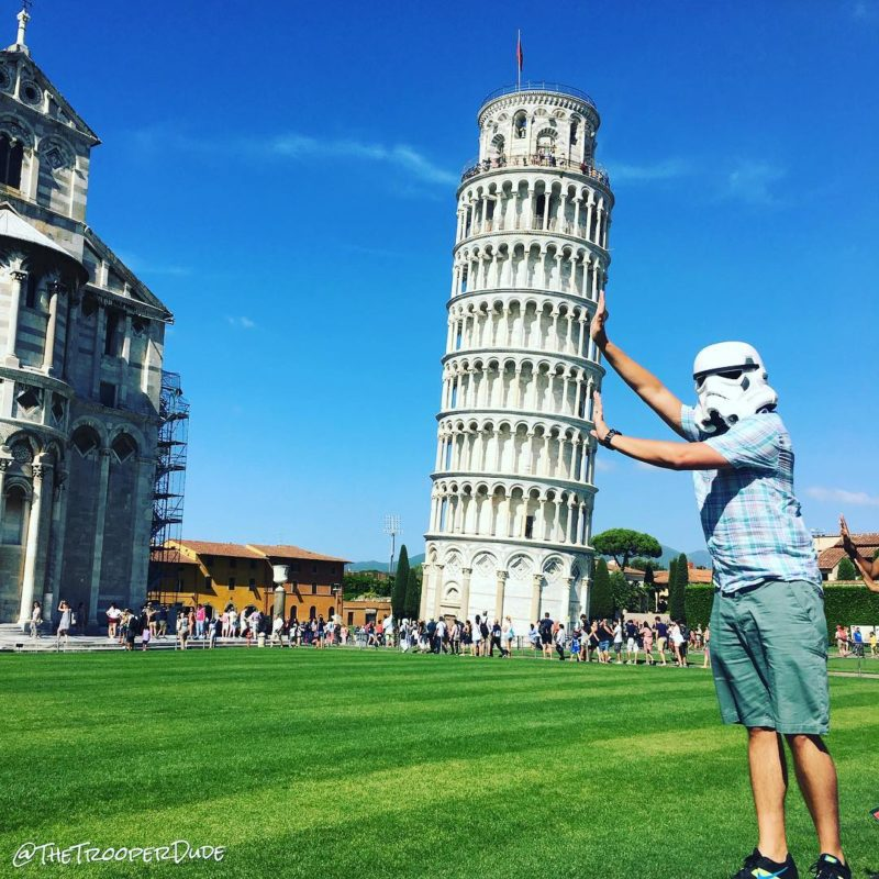 Thetrooperdude, LLeaning Tower of Pisa