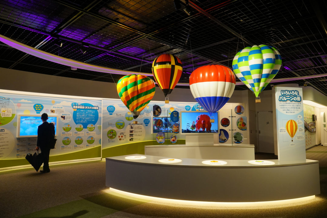 Balloon Museum, Saga Prefecture