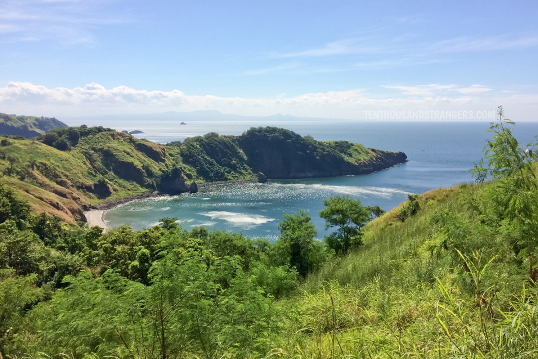 Apatol Cove, Mariveles Five Fingers