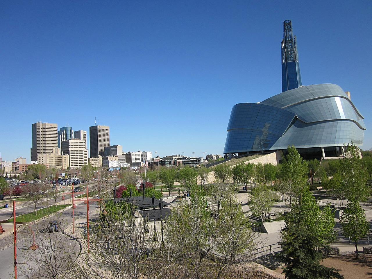 Canadian Museum for Human Rights, Winnipeg, Manitoba
