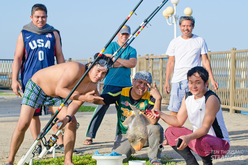 Jeddah fishing, Al Sahel Resort