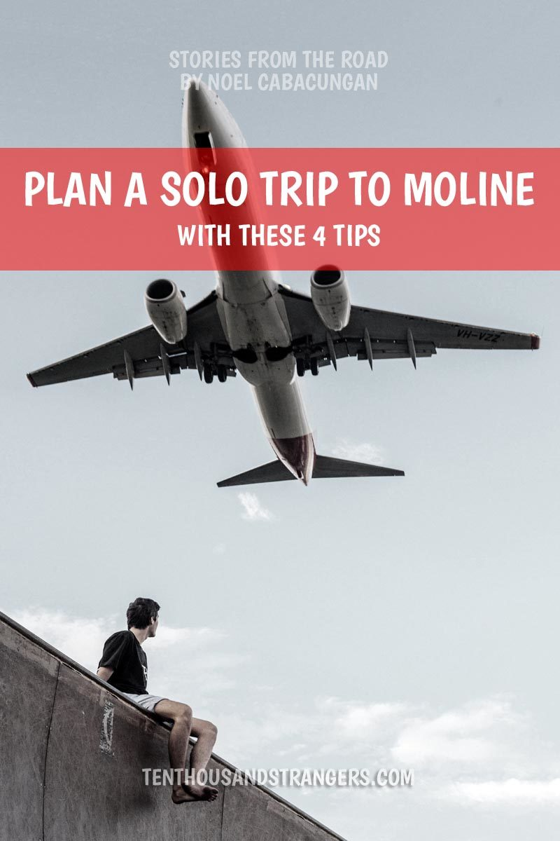 Plan a Solo Trip to Moline With These 4 Tips