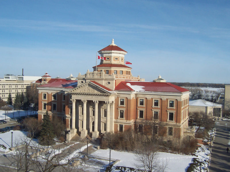 """The University of Manitoba in """"Shall We Dance?"""""""