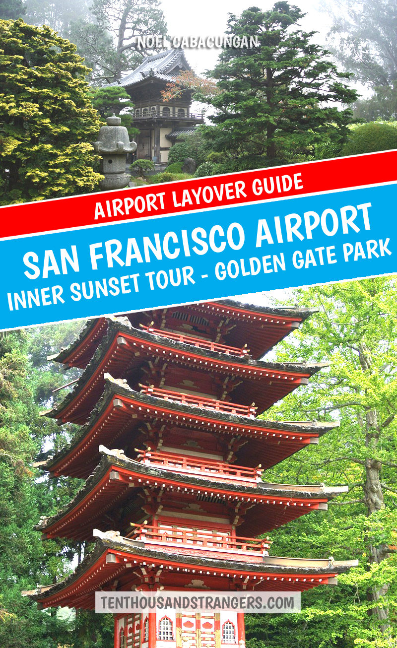 San Francisco Airport Layover Guide: The Inner Sunset District